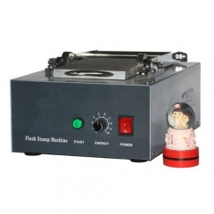 high quality Photosensitive Portrait flash stamp making machine 160x110mm exposure size